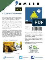 Novedad Gigamesh febrero 2019- Solid State