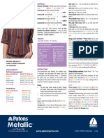 Patons Metallicweb8 Cr Cardigan.en US