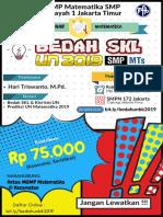 Poster Bedah Kisi UNBK 2019