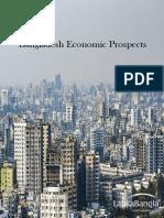 Bangladesh Economic Prospects 2019