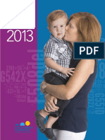 2013 CFF Patient Registry Annual Data Report