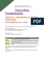 Ccna Icnd1 Study Notes