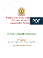 M. Arch. Syllabus Final (1)