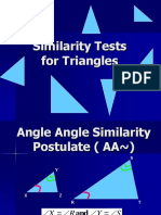 Similarity Tests.ppt