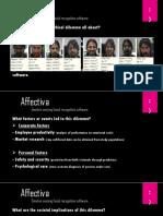 Affectiva & Ethics