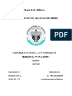 Administration of Vijaynagar Empire