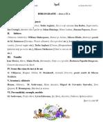 Bibiliografie - IX