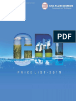 Final Price Submersible Pump CRI