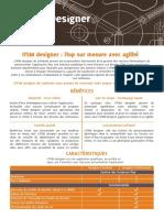 Datasheet Itsm Designer-fr