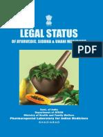 LEGAL AND REGULATORY STATUS OF AYURVEDA.pdf