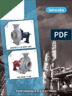 Investa Pumps Brochure
