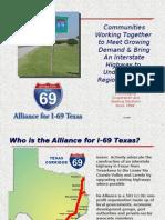 Alliance for I-69 Presentation