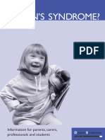 What is Down's Syndrome