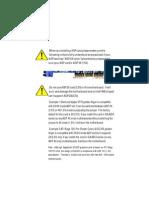 Motherboard Manual 8idx e 1006
