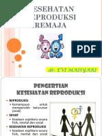 Dr.evi Kesehatan Reproduksi Remaja Ppt