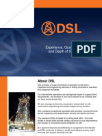 DSL Generic Presentation