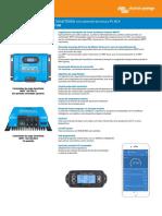Datasheet SmartSolar Charge Controller MPPT 150 45 Up to 150 100 ES