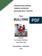 Trabajo Bullying Final2