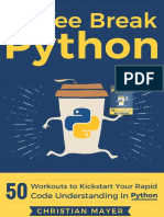 CoffeeBreakPython_September11_2018