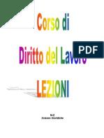 Lezioni Di Diritto Del Lavoro