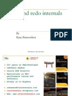 Index and Redo Internals
