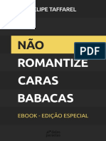 eBook Nao Romantize Caras Babacas