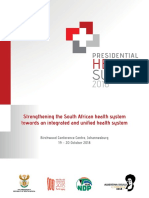 Read the Presidential Health Summit report