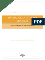 Manual de Vistoria
