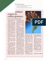 Actividad 15 - Coffee Culture- Reading