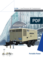 Air Compressors 750 1600 Low Pressure