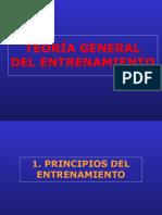 Teoria General Del Entrenamiento