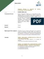 Economía Política-III RCL 210119