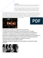 Improvisación libre.docx y en grupo.docx