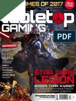 Tabletop Gaming #013 (Dec 2017)