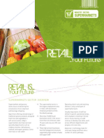 211 Retail Executive Supermarkets Sector Leaflet 2010