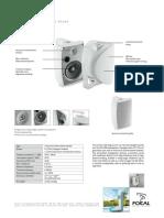 Od108 Specification Sheet