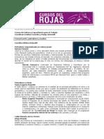 Monica Gaeta - Centro Cultural Ricardo Rojas - Taller de Inserción Laboral