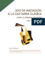 BOOK - 39 Progressive Solos for Classical Guitar Book 1