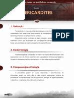 Resumo Pericardites