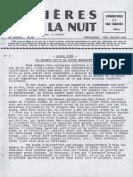 LDLN  N° 003 - Avril 1958