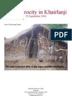 Dalit Bhotmange