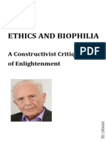 Rupert Lay Ethics and Biophilia 180822
