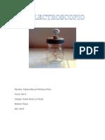 electroscopio