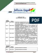 Actualización Normativa al 06 de Febrero de 2019