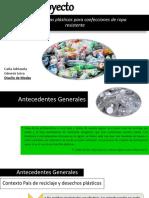 Preproyecto reciclaje
