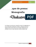 Monografia (Bosque de Pomac)