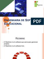 Engenharia de Software Educacional