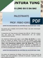 Pontos Ling Gu e Da Bai - Fábio Igrissis