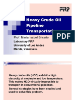 Heavy Crude Oil Pipeline Transportation_PPT.pdf
