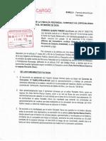 Domingo Quispe denuncia tala ilegal ante la FEMA